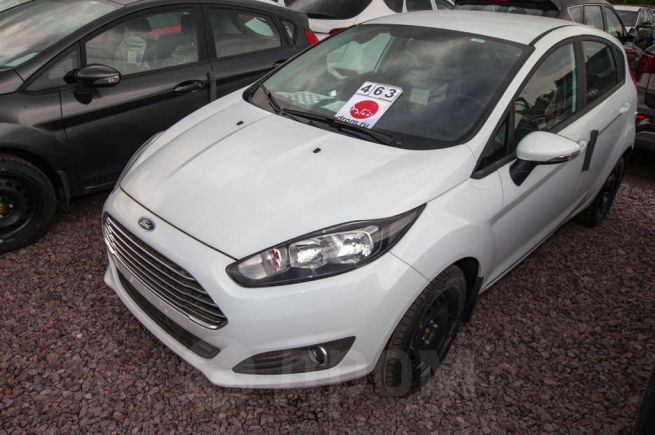 Ford Fiesta, 2019 год, 863 000 руб.
