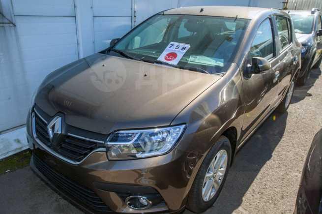 Renault Sandero, 2018 год, 814 000 руб.