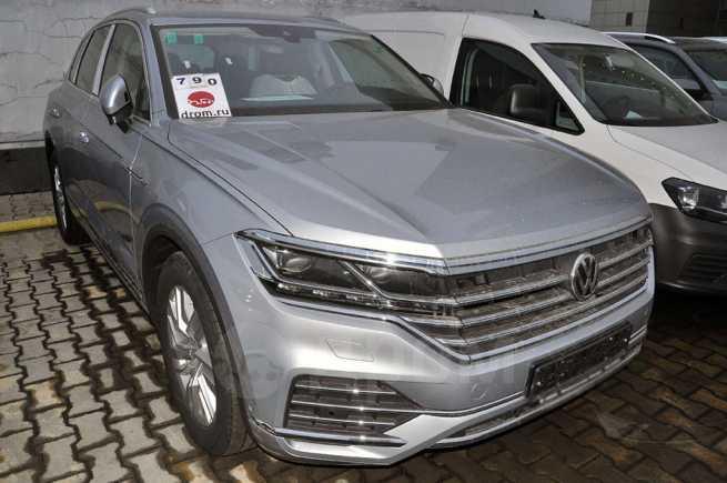 Volkswagen Touareg, 2019 год, 4 325 000 руб.