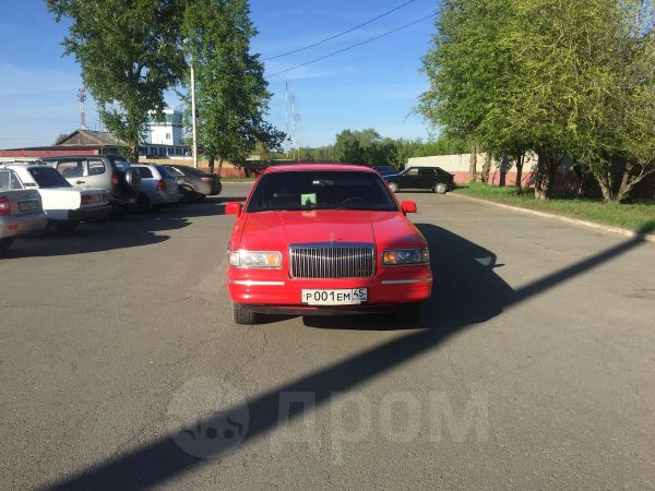 Lincoln Town Car, 1997 год, 380 000 руб.
