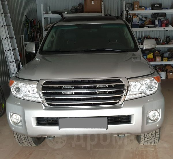 Toyota Land Cruiser, 2013 год, 3 100 000 руб.