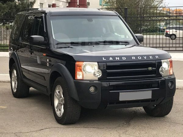 Land Rover Discovery, 2006 год, 700 000 руб.
