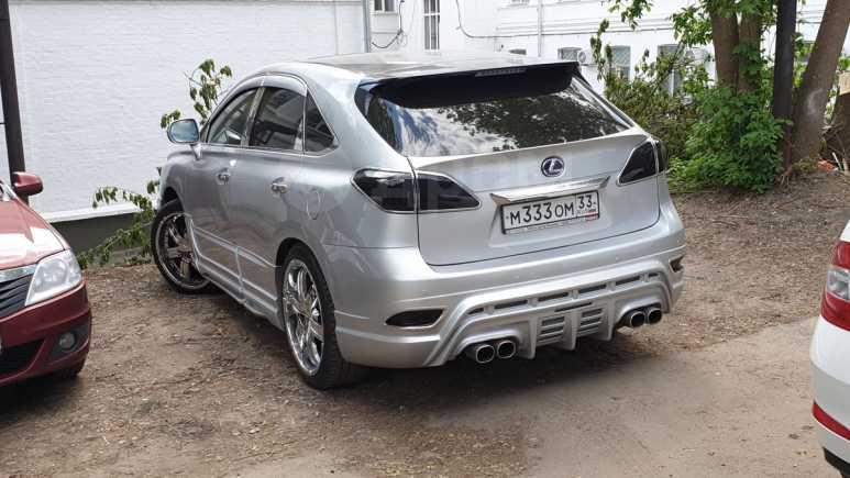 Lexus RX450h, 2010 год, 2 000 000 руб.