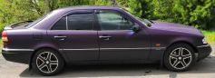 Mercedes-Benz C-Class, 1994 год, 259 999 руб.