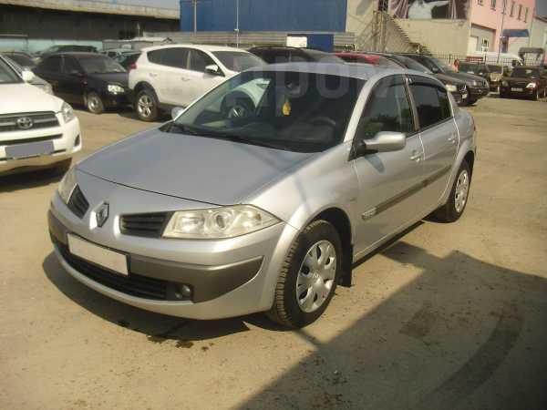 Renault Megane, 2006 год, 265 000 руб.