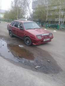 Черемхово 21099 1997