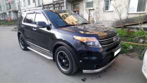Горно-Алтайск Explorer 2012