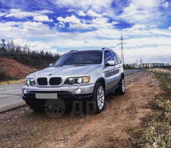 BMW X5, 2001 год, 560 000 руб.