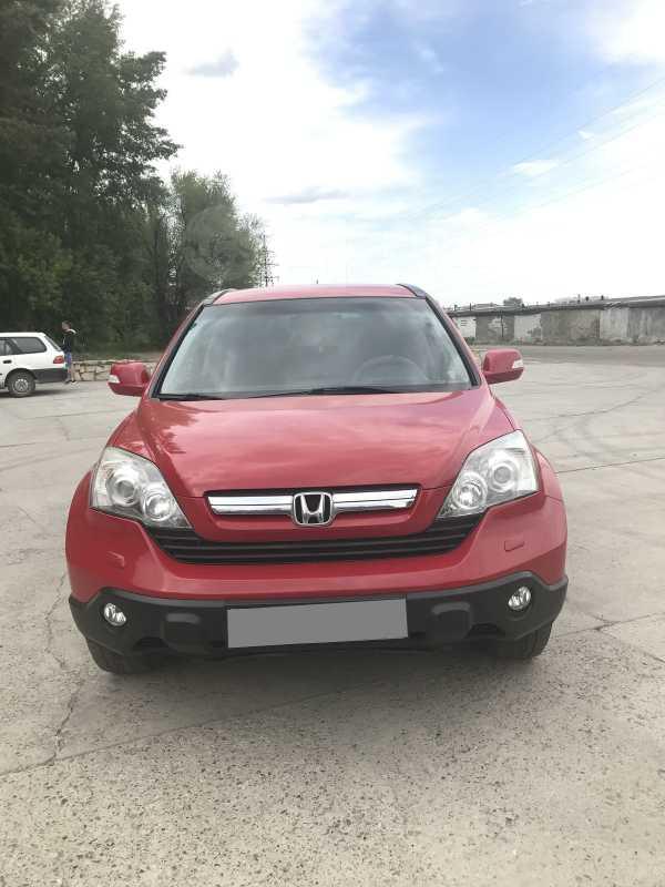 Honda CR-V, 2008 год, 793 000 руб.