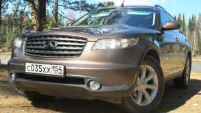 Горно-Алтайск FX35 2005