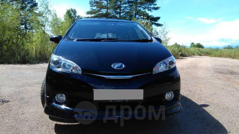 Toyota Wish, 2013 год, 834 000 руб.