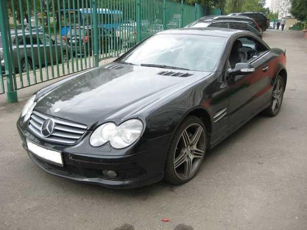 Mercedes-Benz SL-Class, 2003 год, 825 000 руб.