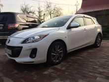 Омск Mazda3 2012