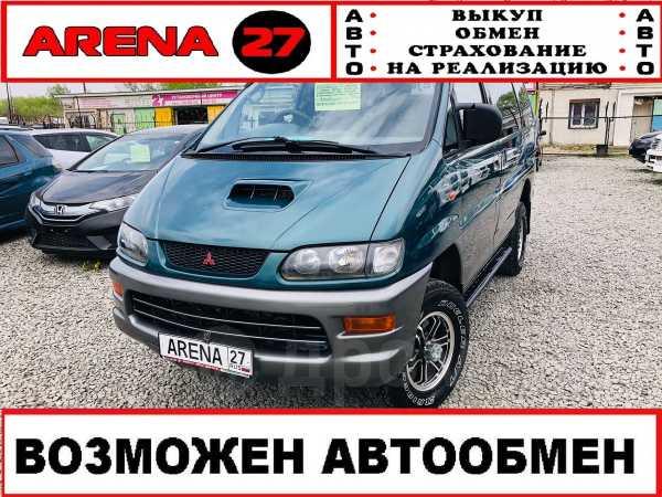 Mitsubishi Delica, 1998 год, 598 000 руб.