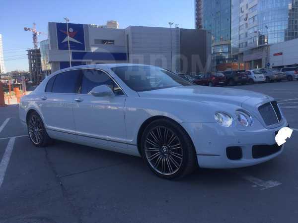 Bentley Flying Spur, 2012 год, 4 450 000 руб.