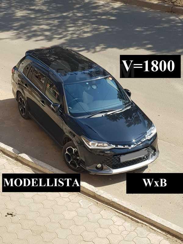 Toyota Corolla Fielder, 2015 год, 980 000 руб.
