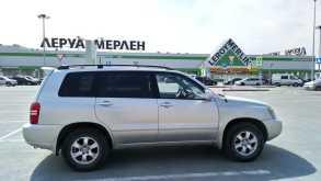 Новосибирск Highlander 2003