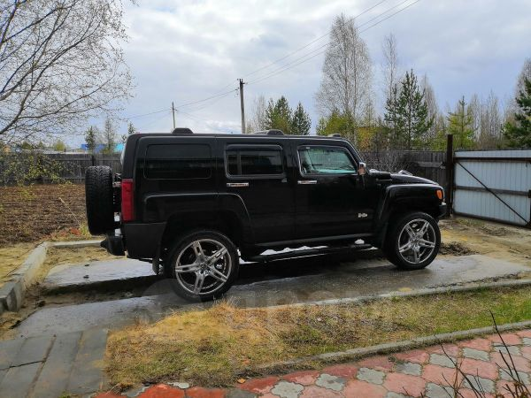 Hummer H3, 2007 год, 950 000 руб.