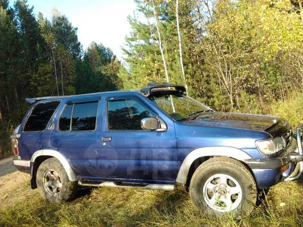 Nissan Terrano, 1996 год, 495 000 руб.