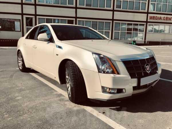 Cadillac CTS, 2008 год, 510 000 руб.