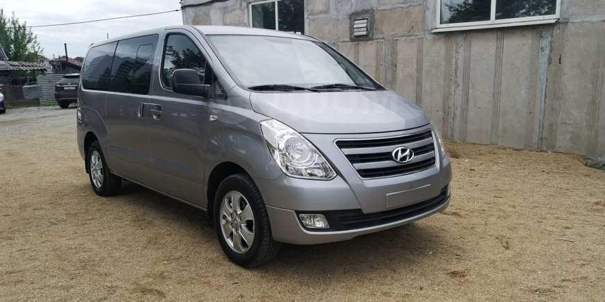 Hyundai Grand Starex, 2017 год, 1 780 000 руб.