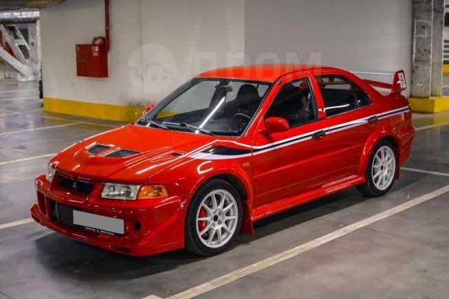 Mitsubishi Lancer Evolution, 2000 год, 2 990 000 руб.