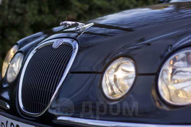 Jaguar S-type, 2005 год, 650 000 руб.