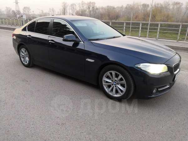 BMW 5-Series, 2014 год, 1 380 000 руб.