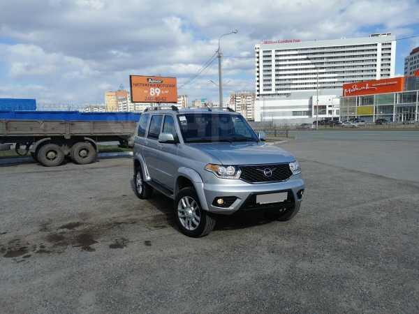 УАЗ Патриот, 2017 год, 840 000 руб.