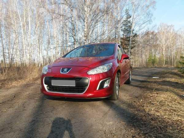 Peugeot 308, 2012 год, 430 000 руб.