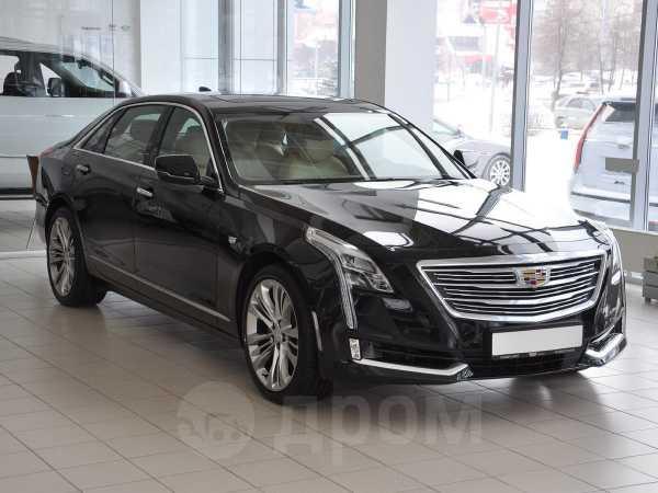 Cadillac CT6, 2017 год, 4 000 000 руб.