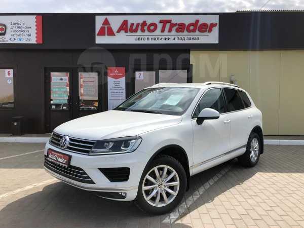 Volkswagen Touareg, 2015 год, 2 199 000 руб.