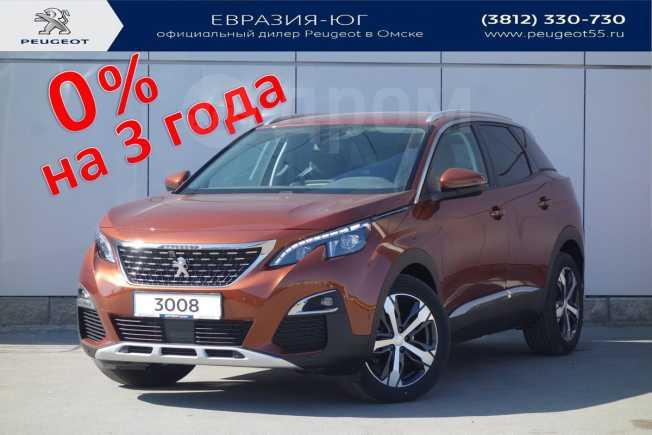 Peugeot 3008, 2018 год, 1 869 000 руб.