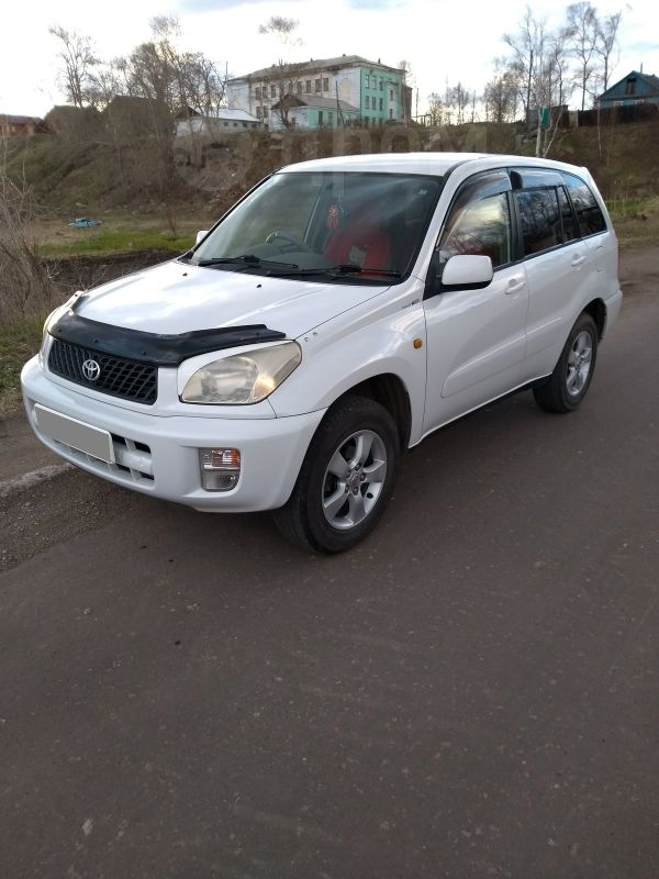 Toyota RAV4, 2001 год, 520 000 руб.