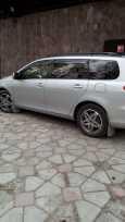 Toyota Corolla Fielder, 2009 год, 545 000 руб.