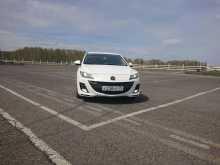 Тяжинский Mazda3 2011