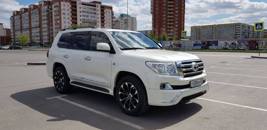 Toyota Land Cruiser, 2010 год, 2 200 000 руб.
