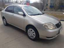 Белогорск Corolla 2001