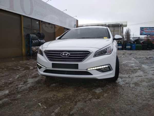 Hyundai Sonata, 2015 год, 1 230 000 руб.