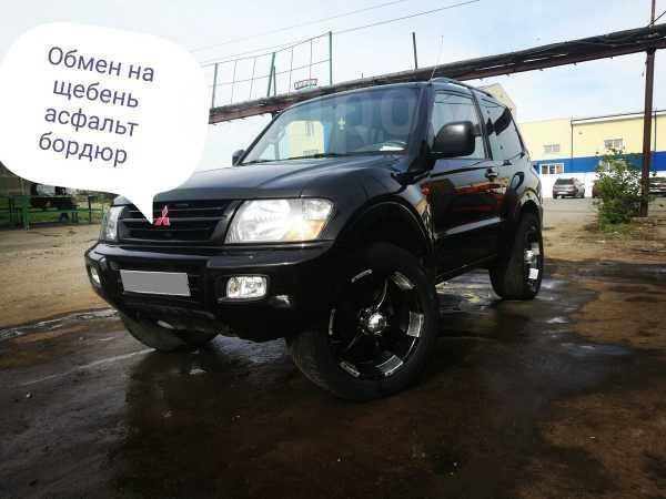 Mitsubishi Pajero, 2001 год, 530 000 руб.