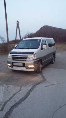 Дальнегорск Elgrand 2000