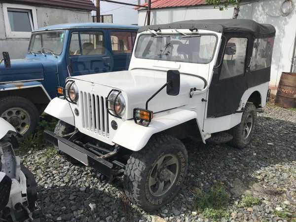 Mitsubishi Jeep, 1991 год, 380 000 руб.