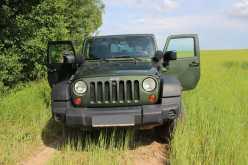 Нижний Новгород Jeep Wrangler 2008