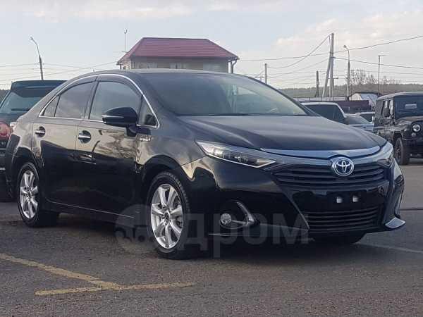 Toyota Sai, 2015 год, 1 325 000 руб.
