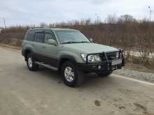 Магадан LX470 2005