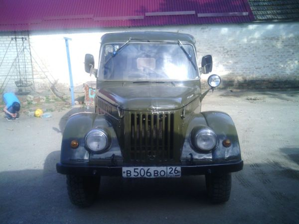 ГАЗ 69, 1971 год, 149 000 руб.