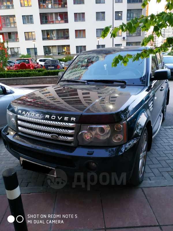 Land Rover Range Rover Sport, 2009 год, 950 000 руб.