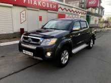Владивосток Hilux Pick Up 2011