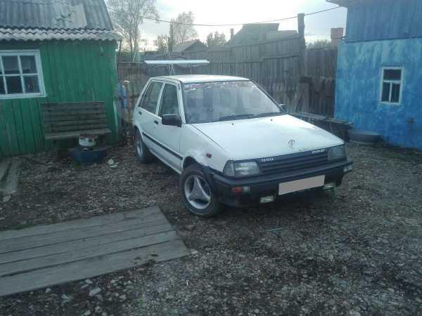 Toyota Starlet, 1985 год, 70 000 руб.