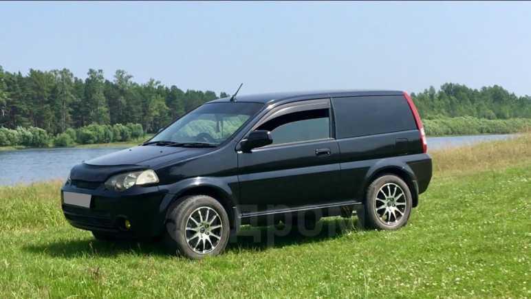 Honda HR-V, 2002 год, 365 000 руб.